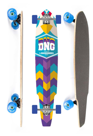 Longboard Dng Speed Mobs Square