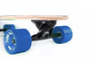 DNG SKATEBOARDS CRUISER RETRO DNG SKULL AZUL