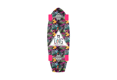 Cruiser Retro Dng Stamp Multicolorido