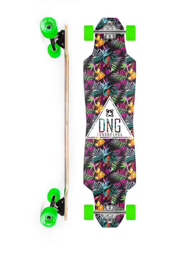 Longboard Slide Fit Dng Stamp