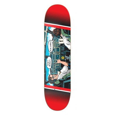 Shape Street Ironshape Skateboards Pro Fibra - Its Iron