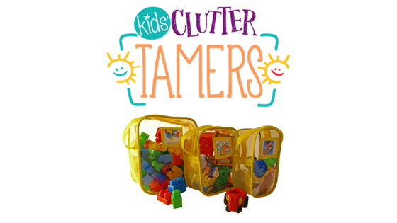 Kids' Clutter Tamers Launches New Website