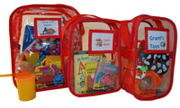 Toy Tamer Bag - 3 Pack (1 each sm, med,lg)-Saves $4