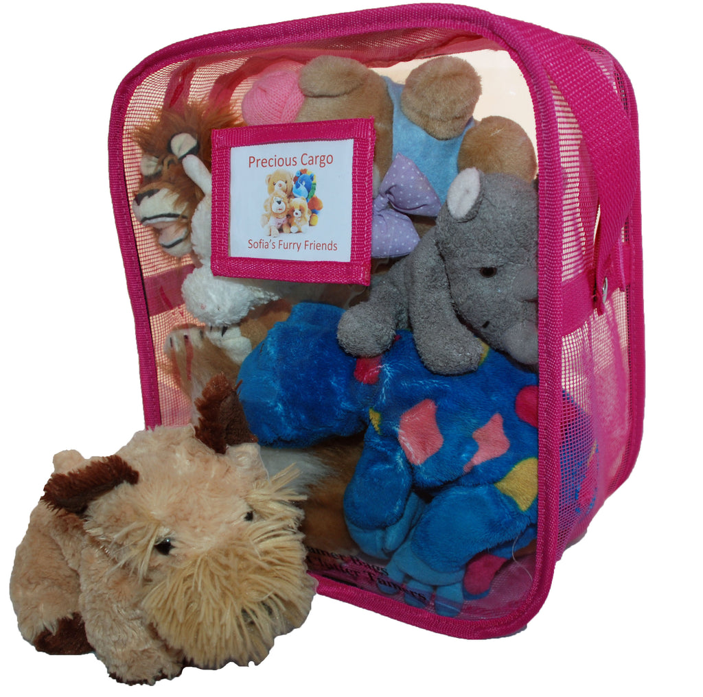 Toy organization and toy storage like no other. The Toy Tamer Bag is toy storage reimagined and works wonders!