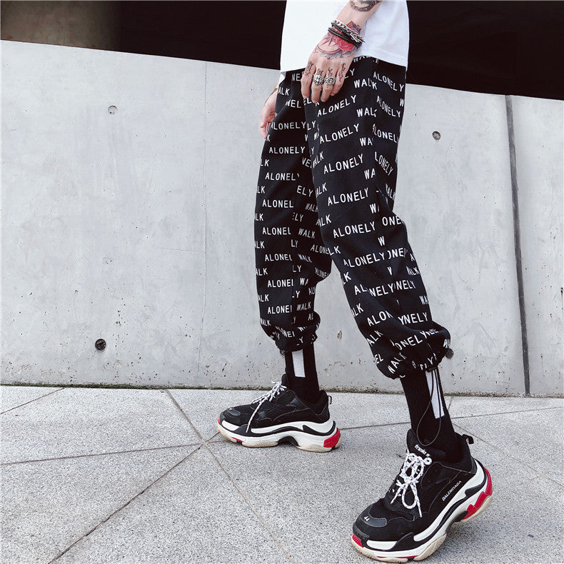 'Lonely Walk' Pants