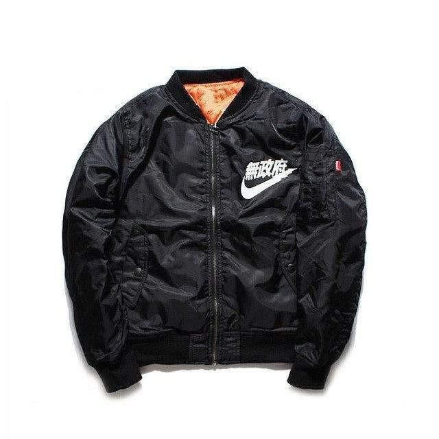 Anarchy Bomber Jacket