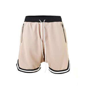 Essential Mesh Shorts - Beige