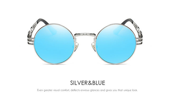 Clear sunglasses in multiple colours