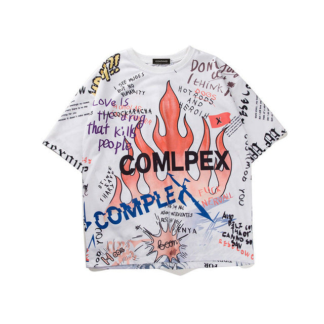Complex Graffiti Tee (Limited Edition)