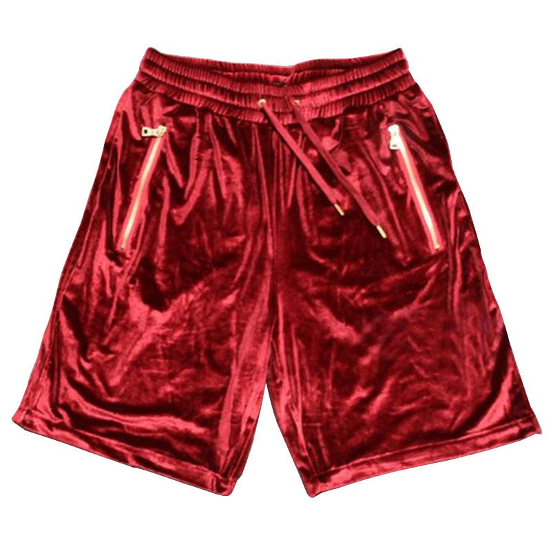 Luxe Velour Shorts