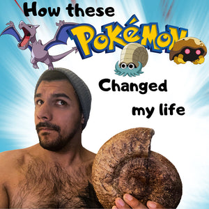 How These Prehistoric Fossil Pokémon Changed My Life