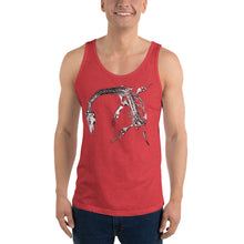 Plesiosaurus macrocephalus, Discovered by Mary Anning Unisex Tank Top