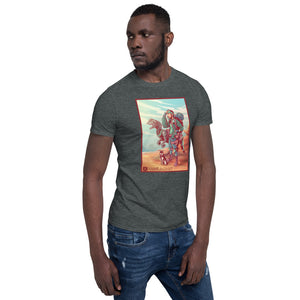 Short-Sleeve Unisex T-Shirt - Fossil Daddy