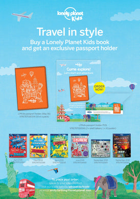 Kids Gift with Purchase Promotion | Passport holders