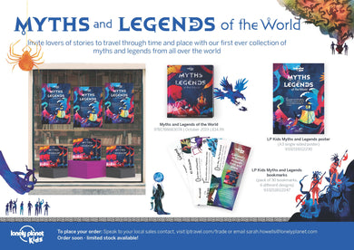 Myths and Legends of the World POS