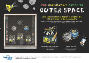 The Daredevil's Guide to Outer Space Mobile