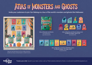Atlas of Monsters and Ghosts POS