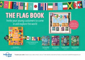 The Flag Book bunting