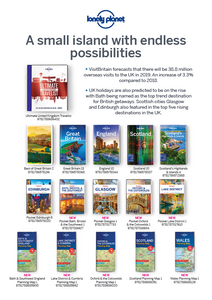 UK Holidays POS Pack 2019