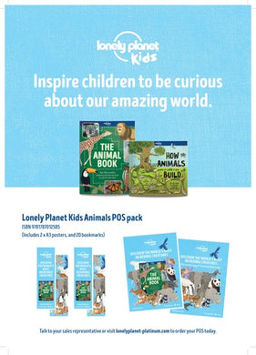 Lonely Planet Kids Animals