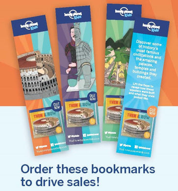 Ancient Wonders: Then and Now Bookmarks