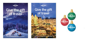 Lonely Planet Christmas decorations 2019