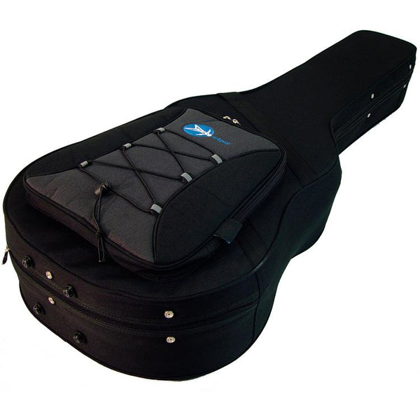 PRG Armour Guard Shallow Bowl Acoustic Guitar Case
