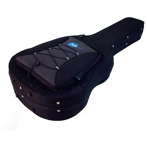 PRG Armour Guard Deep Bowl Acoustic Guitar Case