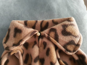 Vestido animal print For Pets Only