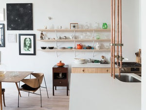 This Gorgeous Loft Reno Makes Magic From Everyday Raw Materials