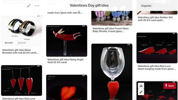 Te best Valentines Gift Idea by Pinterest