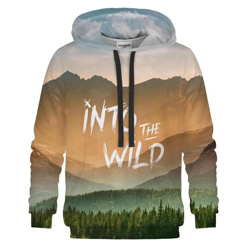 Into The Wild Hoodie