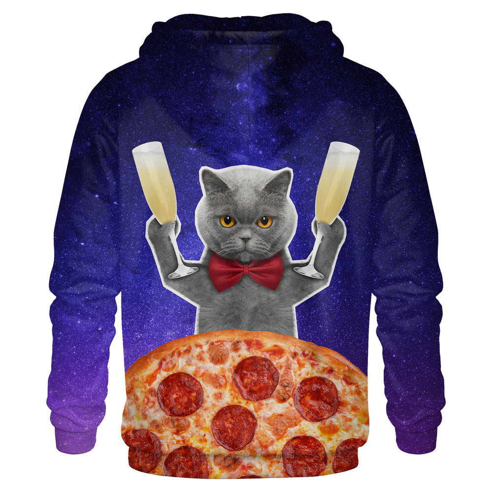 Party Cat Hoodie