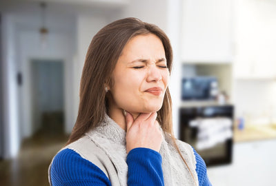 Swollen Lymph Nodes During Detox