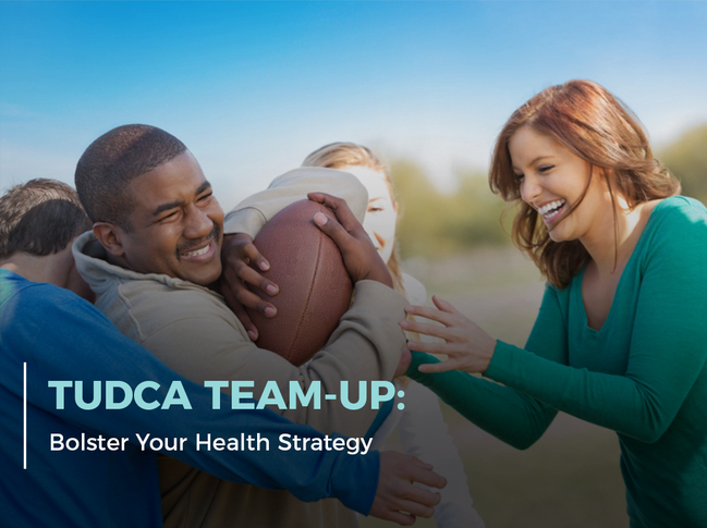 TUDCA Team-Up: Bolster Your Health Strategy