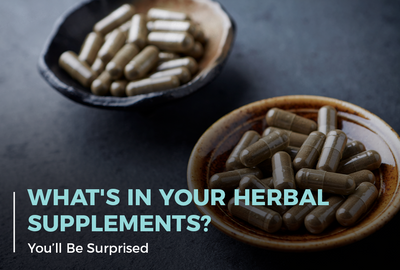 What's in Your Herbal Supplements?