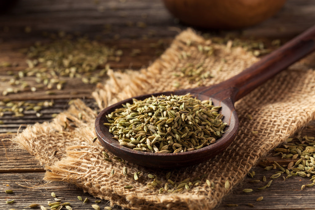 Fennel Seed for Intestinal Detox
