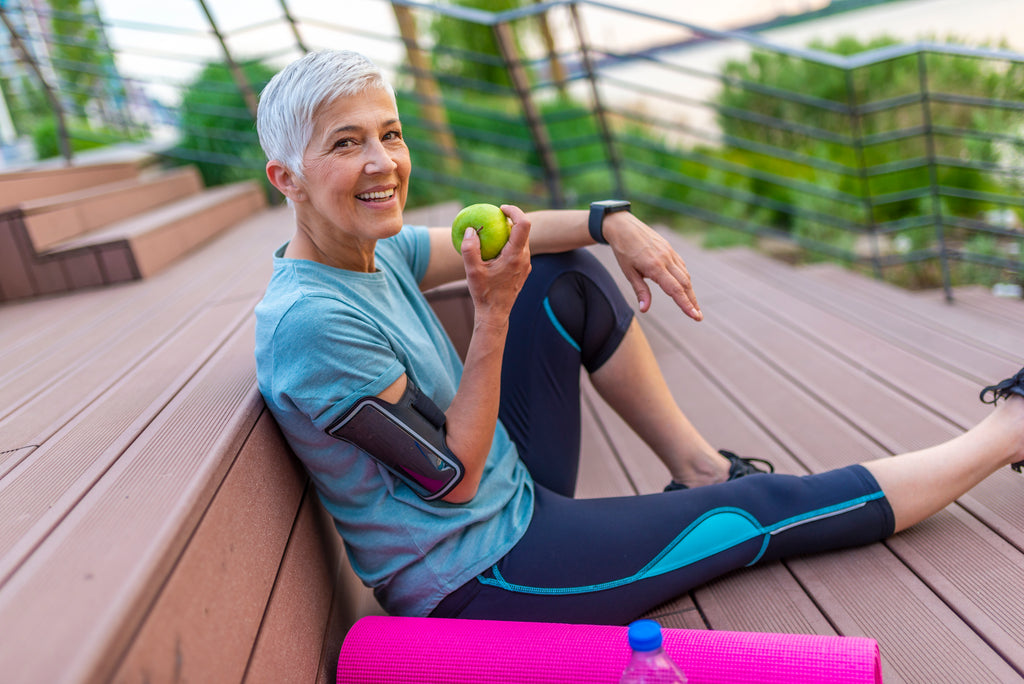 Healthy lifestyle diet and physical activity