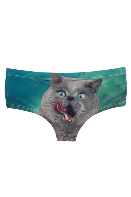 Lick It Kitty Women's Panties