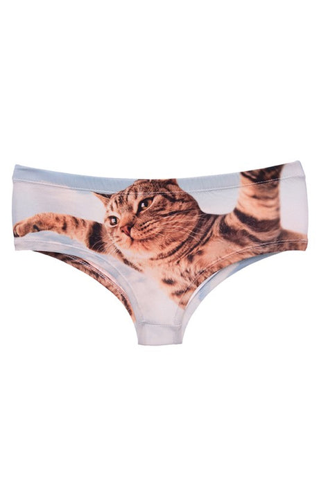 Flying Kitty Women's Panties