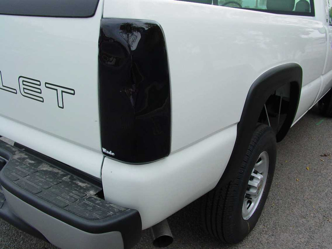 1983 GMC Jimmy, S-15 Tail Light Covers