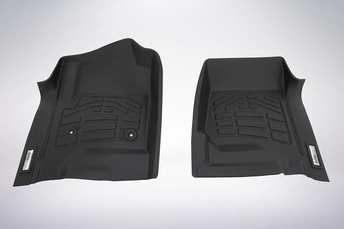 2015 GMC Sierra Black Floor Mats