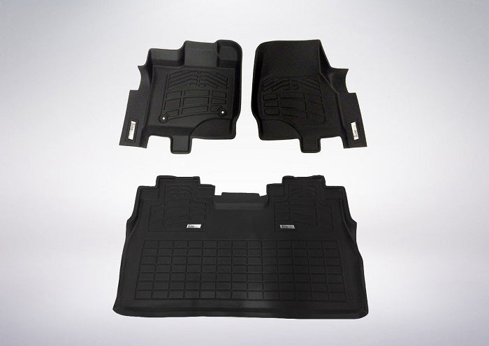 2018 Ford F-150 Floor Mats | Combo Pack
