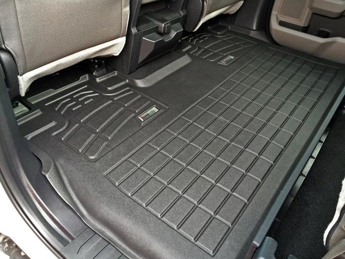 2016 Ford F 150 Second Row Floor Mat Wade Auto