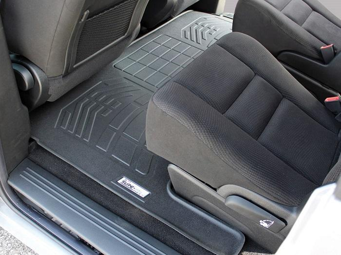 2013 Chrysler Town Country Second Row Floor Mat