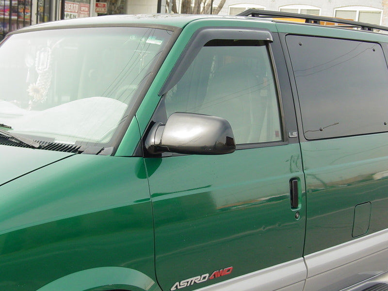2002 Chevrolet Astro Van Slim Wind Deflectors