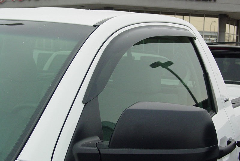 2008 Mazda B-Series Pickup Slim Wind Deflectors