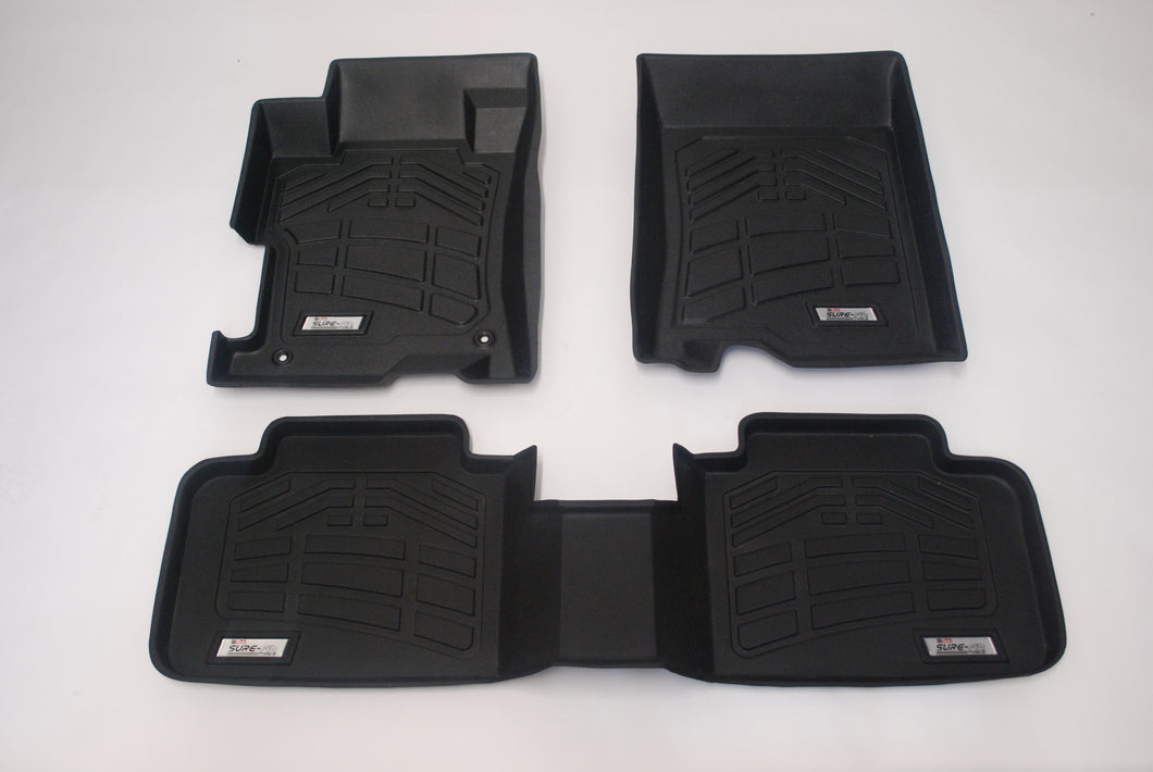 2012 Honda Accord Floor Mats | Combo Pack