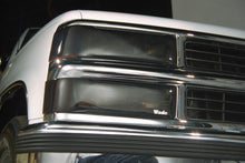 1984 GMC Pickup Head Light Covers