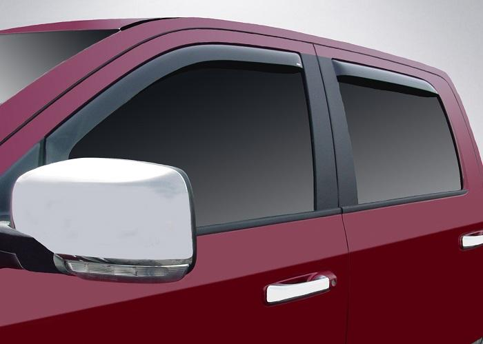 2018 Dodge Ram In-Channel Wind Deflectors